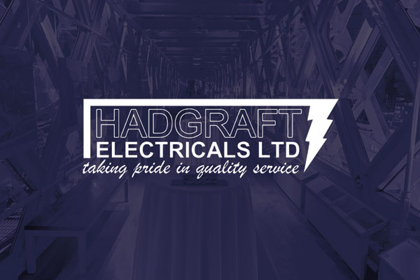 Hadgraft Electricals Website Design Feature