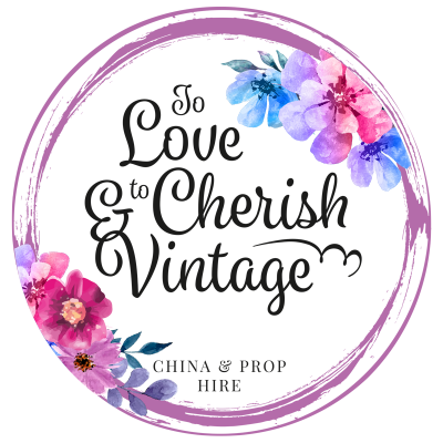 Vintage China Logo Design