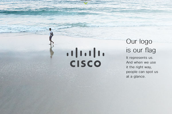 Cisco Brand Identity Example
