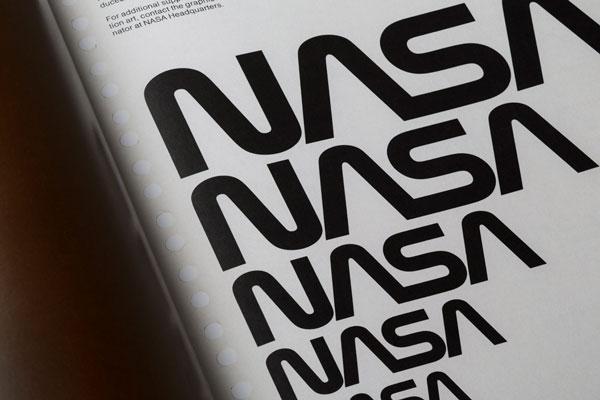 NASA Brand Identity Example