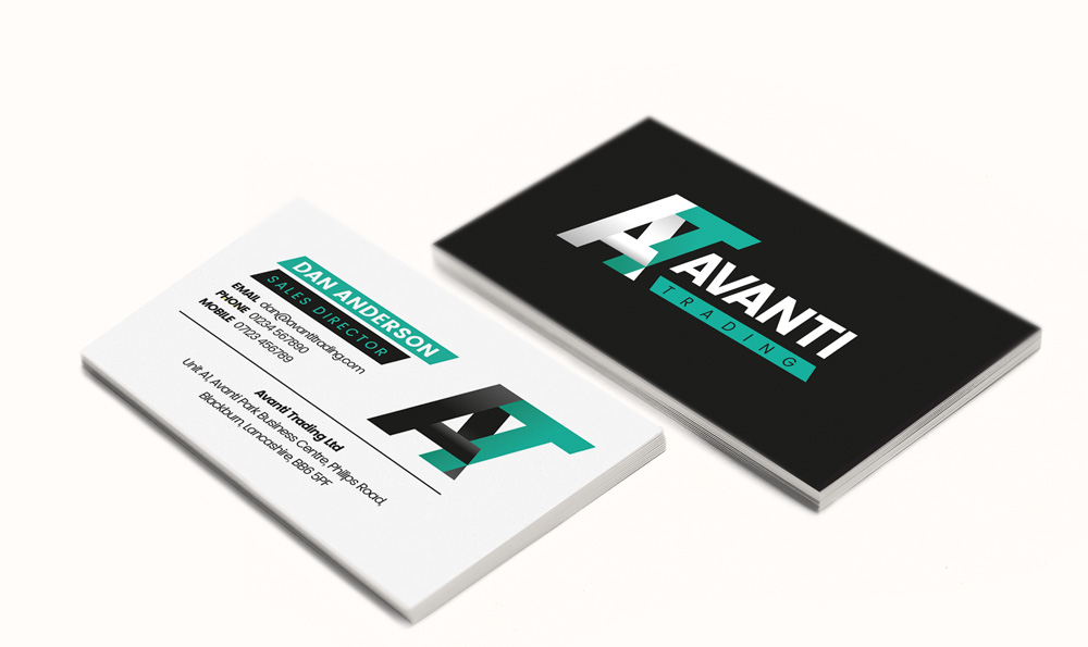 Brand Identity Extras - Business Card Design