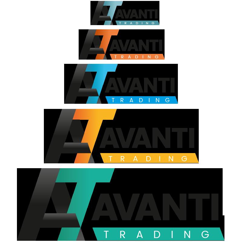 Avanti Trading Logo Design