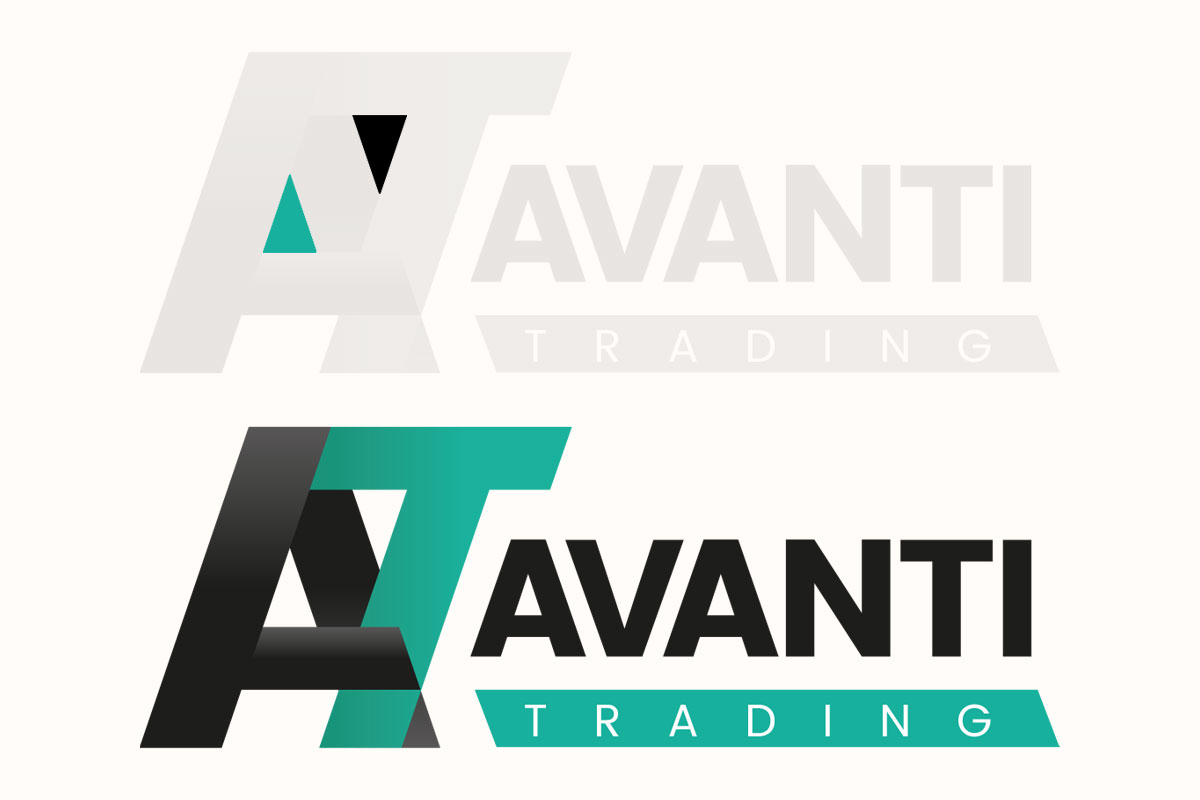 Avanti Trading Logo Design Blackburn