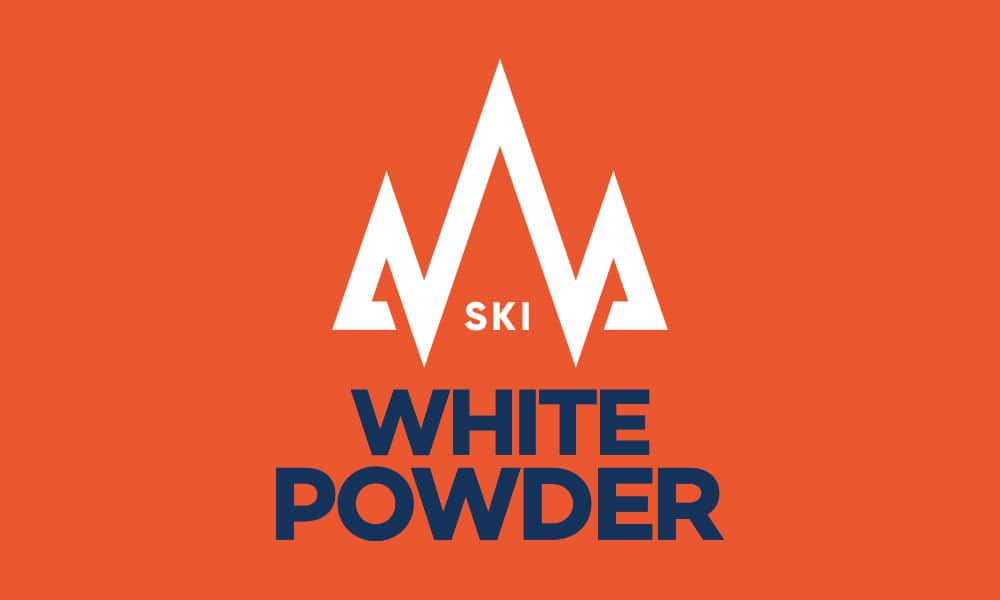 White Powder Logo Design Lancashire