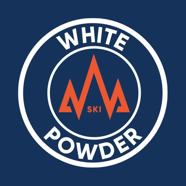 White Powder Logo Design