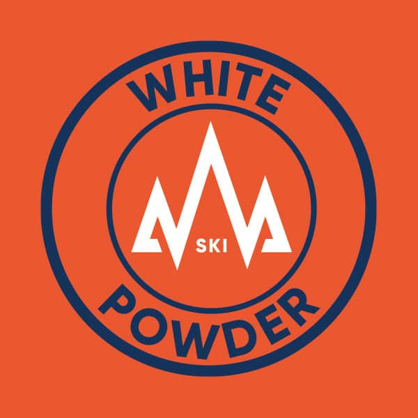 White Powder Logo Design