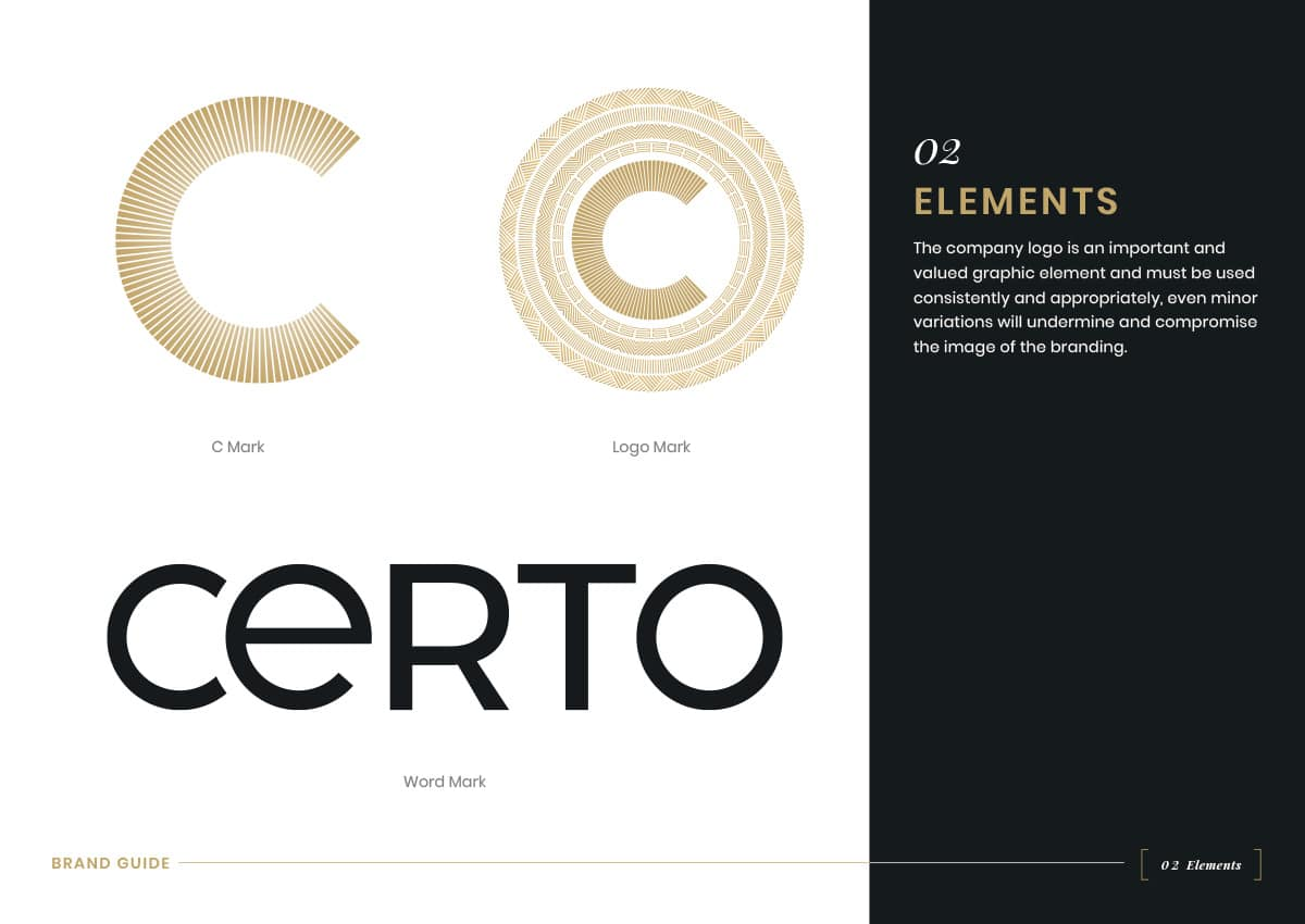 Brand Guidelines - Elements