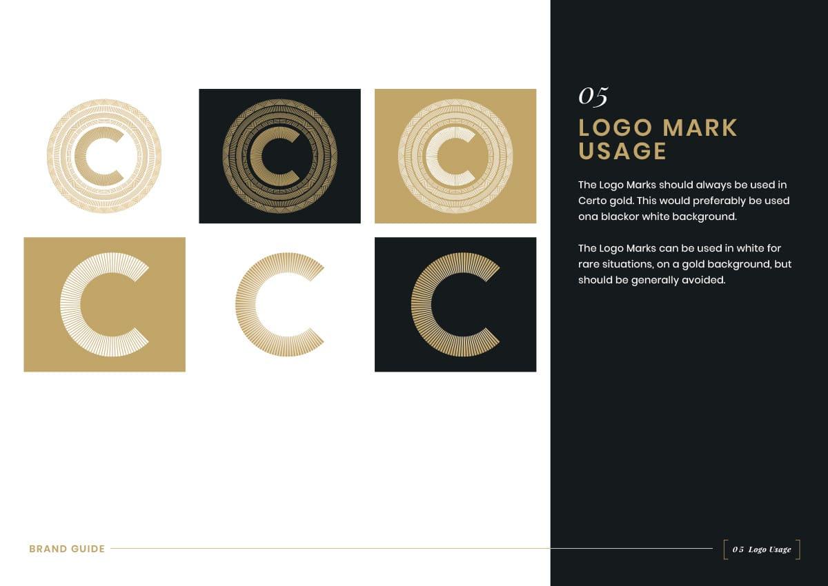 Brand Guidelines - Logo Mark Usage
